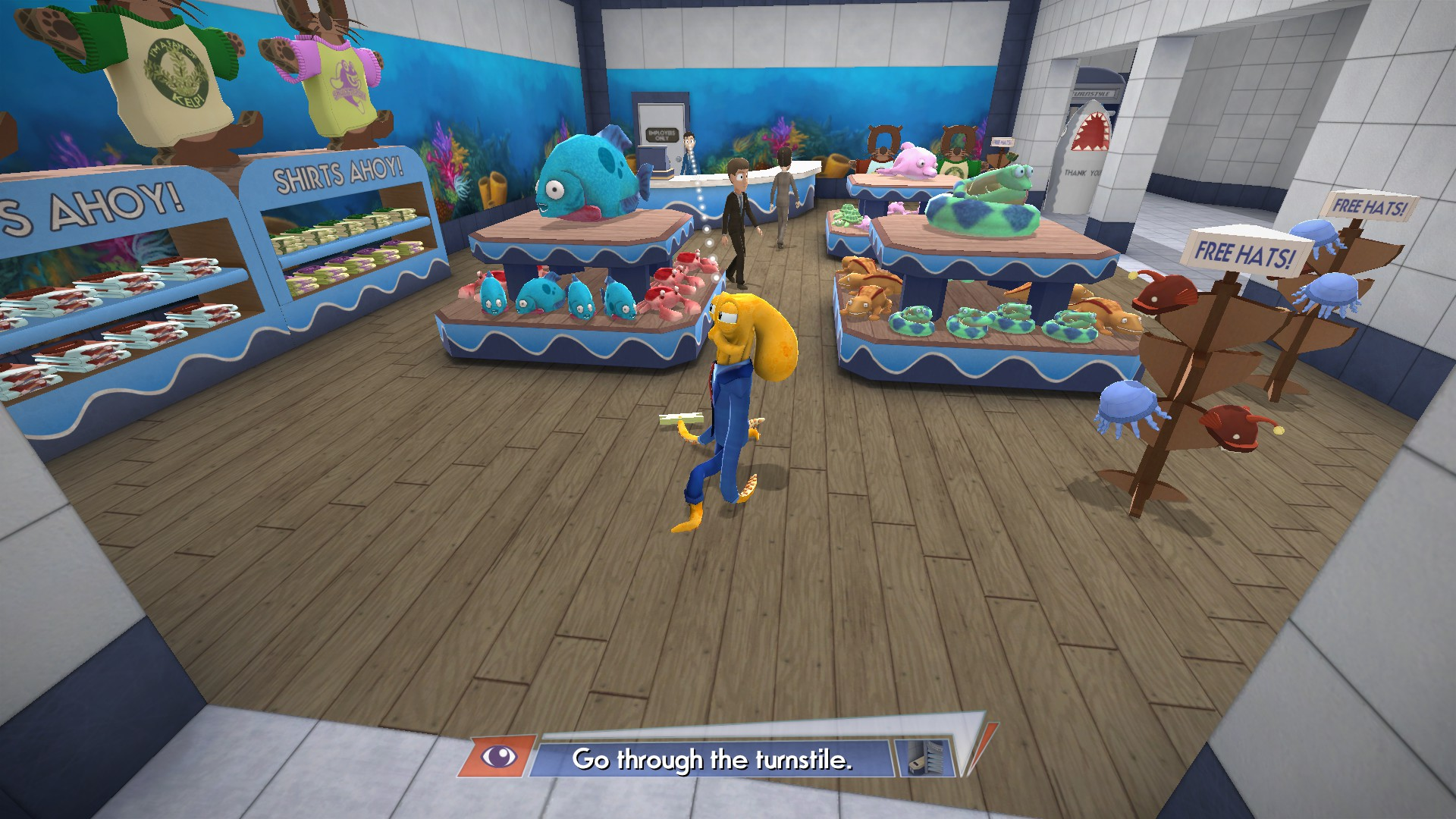 review octodad dadliest catch enemy slime