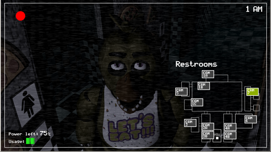 Review: Five Nights at Freddy's - Enemy Slime