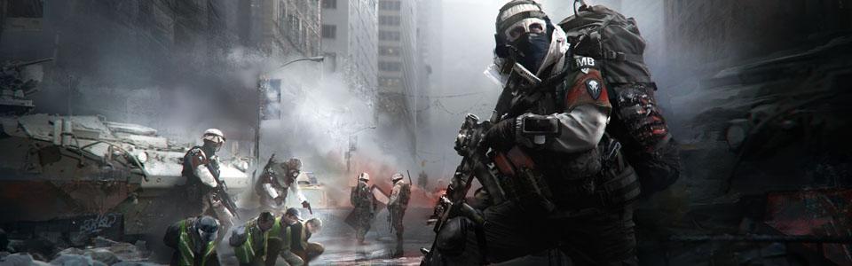 Tom Clancy&#39-s The Division Concept Art by Florian de Gesincourt ...
